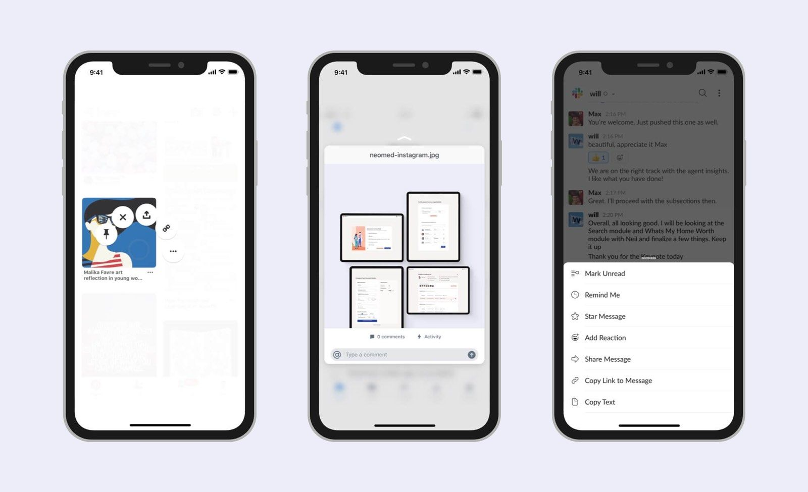 3D Touch and Long press examples